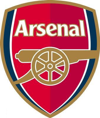Fußball: Das neue Emblem von Arsenal London