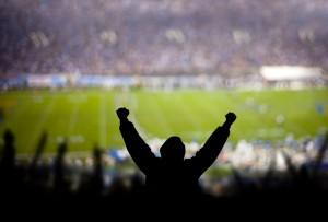 Fotball entusiasme