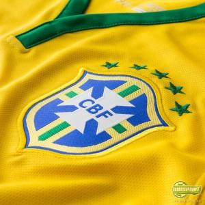 Brasil fotballdrakt VM 2014