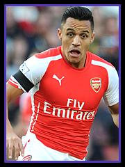 Sanchez sendte Arsenal til finale